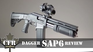Dagger SAP6 Review