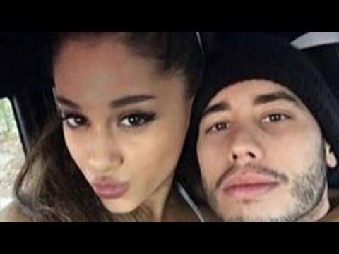 Ariana Grande and Her Backup Dancer Boyfriend Ricky Alvarez BreakUp