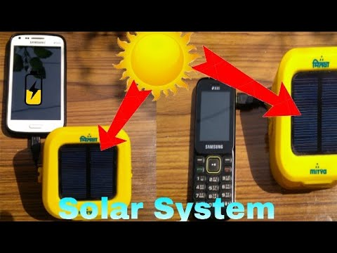 How to make Solar Mobile phone Charger | USB Cod | Technical Bisweswar