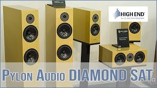 Plyon Audio Diamond Satelliten & Center Lautsprecher