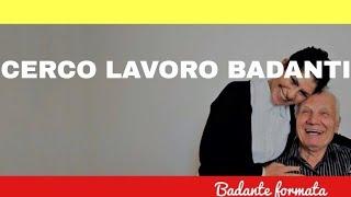 CERCO LAVORO BADANTI