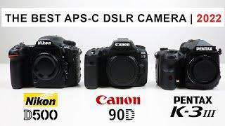 The Best APS-C DSLR CAMERA | 2…