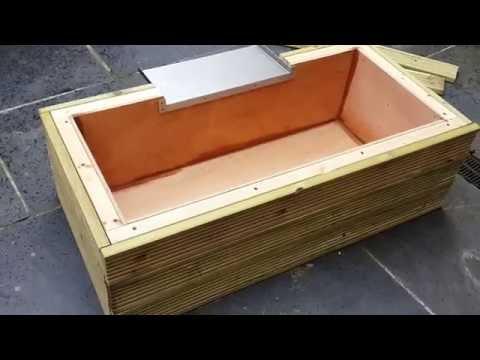 DIY Pond filter build - Pt. 2