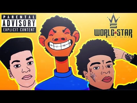 Yrndj x J Money x Bruce DEO - Beef (2k17 DISS)  (WSHH Exclusive - Official Music Video)