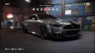 NFS Payback: Ford Mustang GT [Race Build]