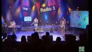 Le Tigre - TKO - Radio 3