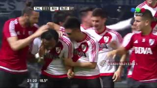 Talleres vs River Plate (0-1) Torneo Argentino 2016/2017 - Resumen FULL HD