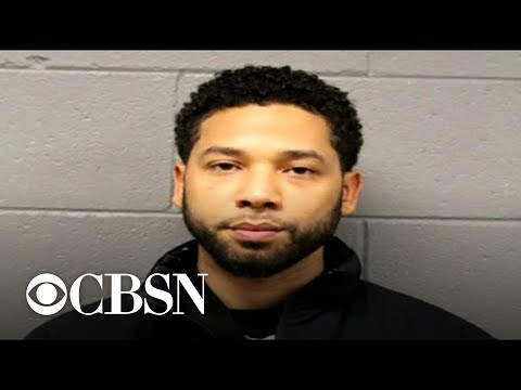 Chicago police express anger over Jussie Smollett case