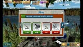 Fishing Paradise 3D игра для андроид симулятор рыбалки.