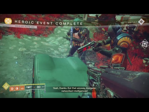 destiny 2 gameplay (warlock)