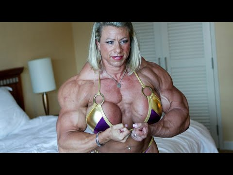 FEMALES, – BODYBUILDING , LAURA, IFBB PRO, FITNESS MODEL, GYM WORKOUT