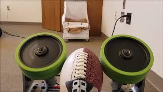 USNA Robotic Football Team 2019 Quarterback