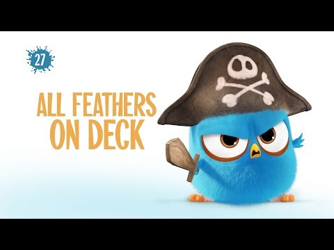 Angry Birds Blues | All Feathers On Deck - S1 Ep27 #NEW