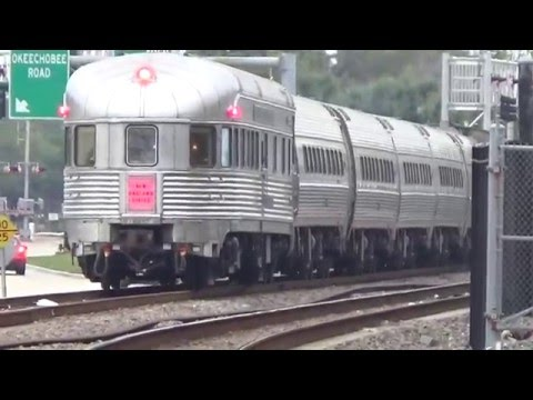 Amtrak P091-19 w/ Private Car Pullman Babbling Brook! 2/2