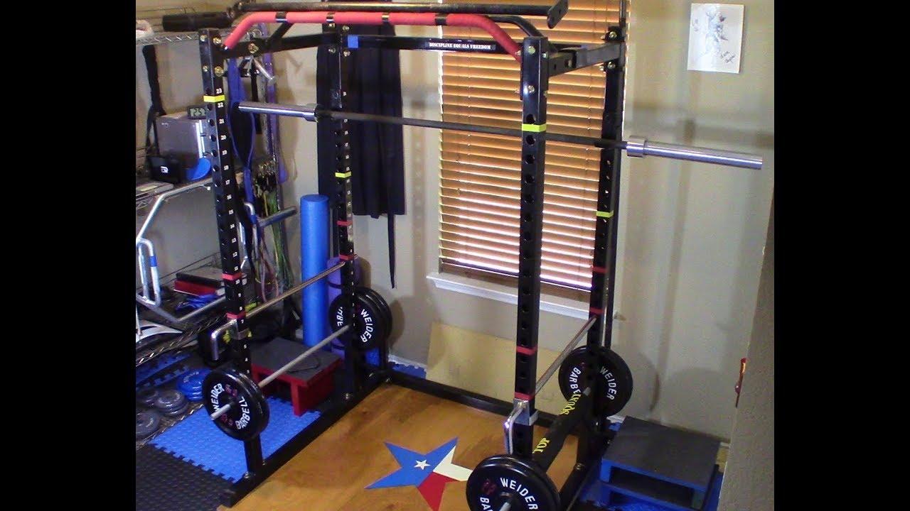 titan fitness t 2 power rack review