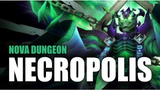 Summoners War BR - NECROPOLIS + DESTROY - Nova Dungeon e Runa
