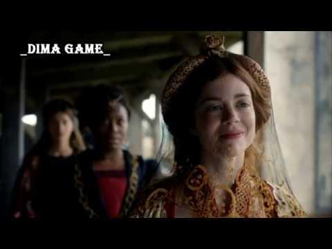 Испанская принцесса:первая встреча Генриха и Екатерины