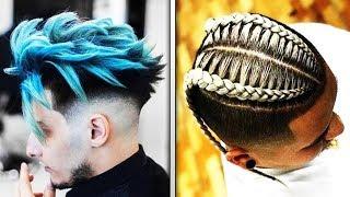 Najbardziej NIEZWYKŁE fryzury na świecie