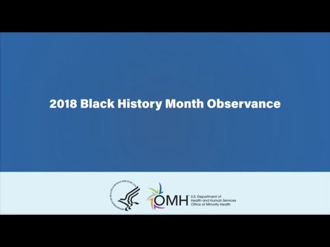 Black History Month Observance - 02-23-2018