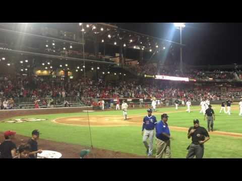 El Paso Chihuahuas Win Game 2 PCL Championship 10-4