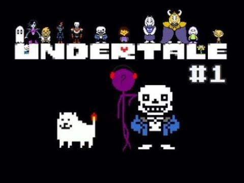 I DON'T WANNA FIGHT YOU! | Undertale #1