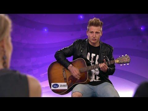Axel Schylströms trendiga röst ger honom en guldbiljett - Idol Sverige (TV4)