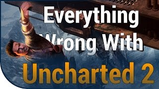 GAME SINS | Everything Wrong With Uncharted 2: Among Thieves