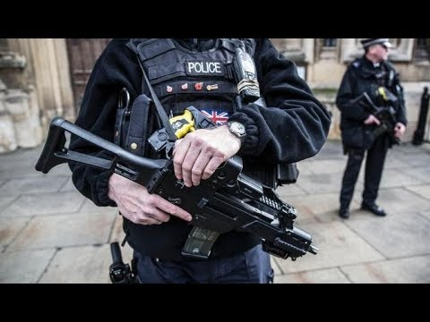 The Police to be Armed to Deal with Knife Gangs