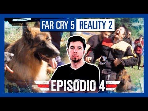 UN PERRO MUERDE A WILLYREX - FarCry5 El Reality: EP 4 con RUBIUS, LUZU, ALEXBY, MANGEL Y PERXITAA