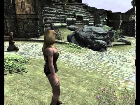 Skyrim Sexy Lingerie Adult Mod + download link 2014