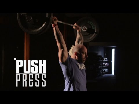 how to perform the military press the push jerk Military press – is only done too much of a push and it becomes the push jerk hate to say itincorporate the overhead press into my normal workout.
