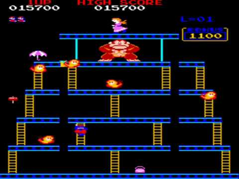 Download Youtube: Donkey Kong (Original) Full Playthrough (JP Arcade Version)