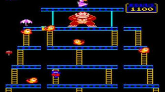 Donkey Kong (Original) Full Playthrough (JP Arcade Version)