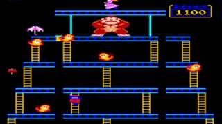 Donkey Kong Original Full Playthrough Jp Arcade Version