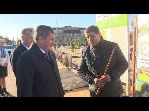Краснослободск успешно реализует программу развития инфраструктуры