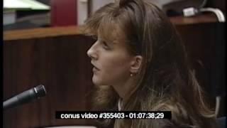 OJ Simpson Trial - February 7th, 1995 - Part 4 (last part)