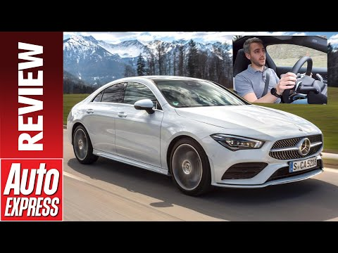 New 2019 Mercedes CLA review - is it more than just a posh A-Class?