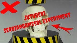 Jutuberi: SerbianGamesBL experiment (2. dio) | CREEPYPASTA