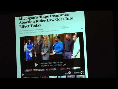 Rebecca Watson. University of Michigan, Ann Arbor. April 3, 2014.