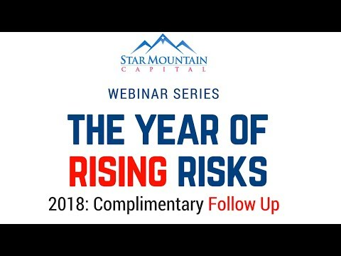 Follow Up Webinar | The Year of Rising Risks 2018