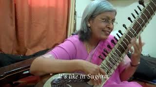 Darshanam Workshop: Dr Ragini Trivedi explains Gat, Sanctity of Raga