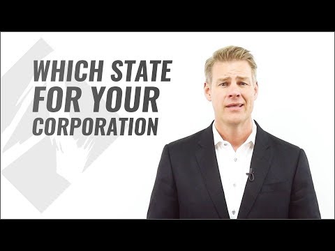 Which State For Your Corporation (FACT about Anonymity) 🤔