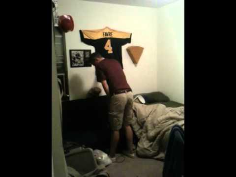 Boys having trouble peeing