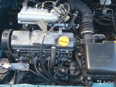 Стук в  двигателе 2110 8 кл