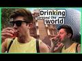 DRUNK AT DISNEY - Drinking Around the World Epcot