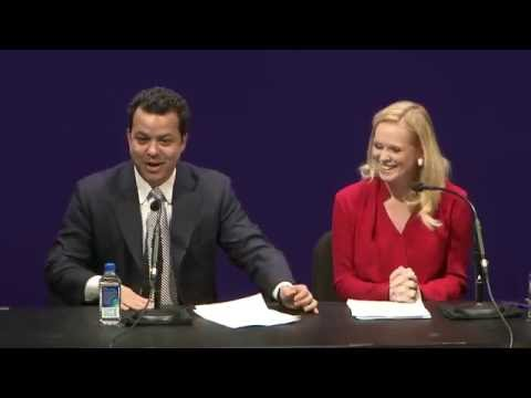 Landon Lecture | John Avlon and Margaret Hoover