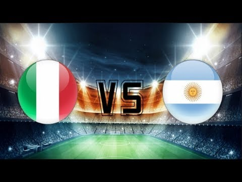 International Friendly Match Prediction | Italy vs Argentina March 24, 2018