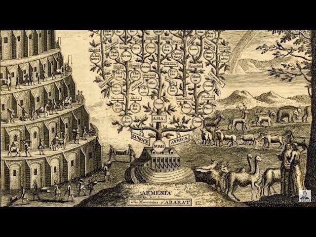 Армянское нагорье - древнейшая прародина армянского народа и место божественного спасения Ноя - YouTube