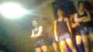 Macho dancer