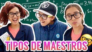 6 TIPOS DE MAESTROS - Gibby :)